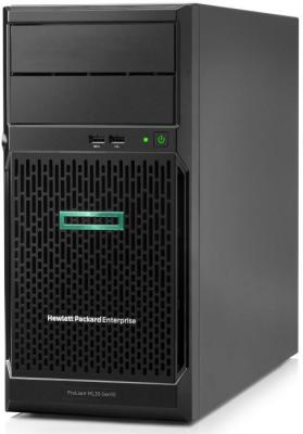 Сервер HPE ProLiant ML30 Gen10 1xE-2124 1x8Gb S100i 1G 2P 1x350W 3-1-1 PS Entry Server (P06781-425)