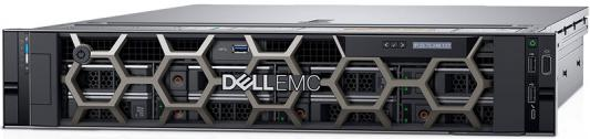 Сервер Dell PowerEdge R740 2x5122 2x8Gb x8 2x1Tb 7.2K 3.5 SATA 4x2Tb 7.2K 3.5 NLSAS H730p LP iD9En 5720 4P 2x1100W 3Y PNBD 2x16GB microSDHC/SDXC Card (210-AKXJ-23)