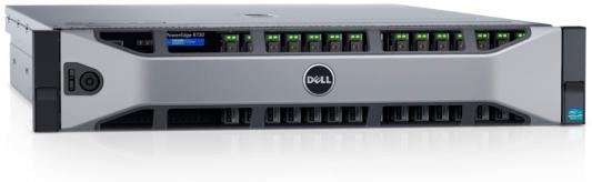 Сервер Dell PowerEdge R730 2xE5-2620v4 12x32Gb 2RRD x16 6x600Gb 15K 2.5 SAS RW H730 iD8En 5720 4P 2x750W 3Y PNBD 3 PCIe riser/TPM 2.0 (210-ACXU-360) сервер dell poweredge r730 2xe5 2620v4 16x32gb 2rrd x16 2x1 2tb 10k 2 5 sas rw h730 id8en 5720 4p 2