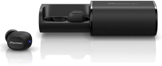Гарнитура вкладыши Pioneer SE-C8TW-B черный беспроводные bluetooth (в ушной раковине) гарнитура pioneer se c8tw b вкладыши черный беспроводные bluetooth