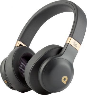 Гарнитура JBL E55BT Quincy Edition черный золотистый гарнитура