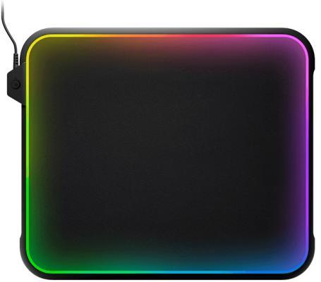 лучшая цена Коврик для мыши Steelseries QcK Prism Cloth XL черный