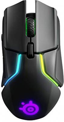 Мышь беспроводная Steelseries Rival 650 чёрный USB