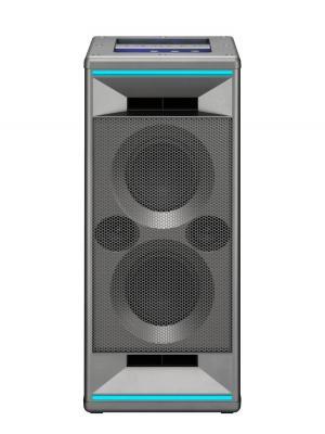 Колонка порт. Pioneer XW-SX50-H серый 120W 1.0 BT/3.5Jack/USB pioneer dm 40 dj