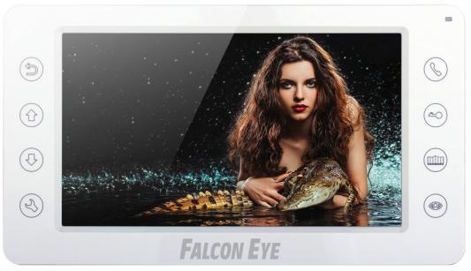 Видеодомофон Falcon Eye FE-70CH ORION белый покер orion 101 copag