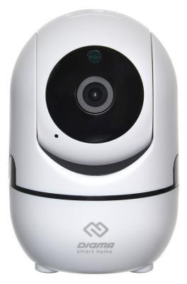 Фото - Камера IP Digma DiVision 201 CMOS 2.8 мм 1280 x 720 Wi-Fi белый модем digma dongle usb wi fi firewall белый