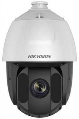 Камера IP Hikvision DS-2DE5225IW-AE CMOS 1/2.8 1920 x 1080 Н.265 H.264 H.264+ H.265+ RJ-45 PoE белый черный free shipping english version ds 2cd2125fwd is 2mp ultra low light network dome camera poe cctv camera audio sd card h 265