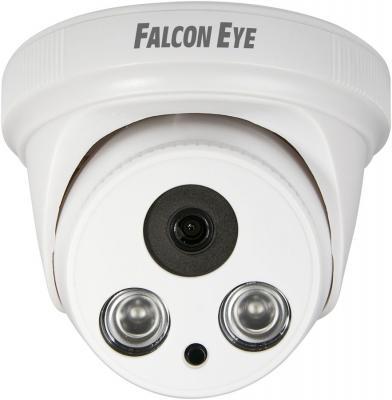 Камера видеонаблюдения Falcon Eye FE-D4.0AHD/25M 3.6-3.6мм цветная корп.:белый