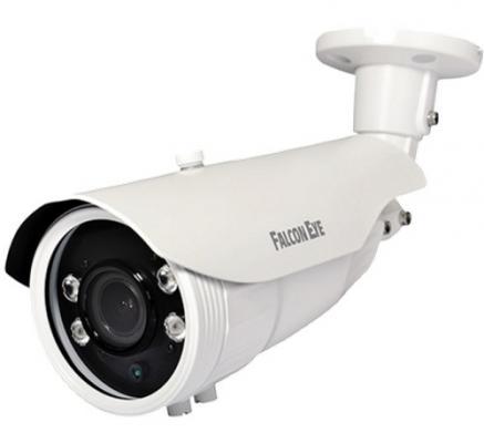 Камера видеонаблюдения Falcon Eye FE-IBV1080MHD/45M 2.8-12мм цветная корп.:белый цена