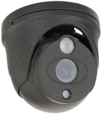 Камера видеонаблюдения Falcon Eye FE ID80C/10M 3.6-3.6мм цветная корп.:серый камера falcon eye fe id80c 10m уличная цв 1 3 hdis день ночь фокус 3 6 разрешение 800твл ик 10м мини дизайн ip66 d 60мм автоматическая регулир