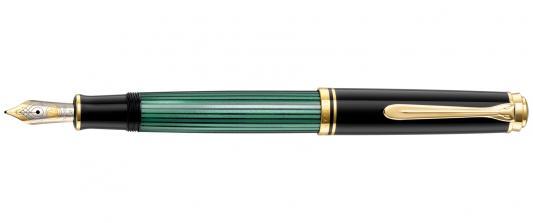 Перьевая ручка перьевая Pelikan Souveraen M 600 (PL980003) EF перьевая ручка перьевая pelikan souveraen m 600 pl928689 ef