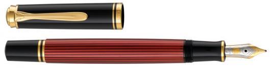Перьевая ручка перьевая Pelikan Souveraen M 600 (PL928689) EF перьевая ручка перьевая pelikan souveraen m 600 pl928689 ef
