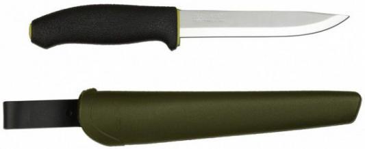 Нож Mora Allround 748 MG (12475) разделочный лезв.148мм черный/хаки