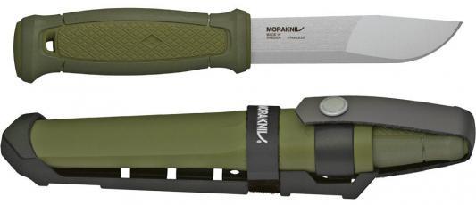 Нож Mora Kansbol (12645) разделочный лезв.109мм хаки нож morakniv kansbol green 12634 длина лезвия 109мм