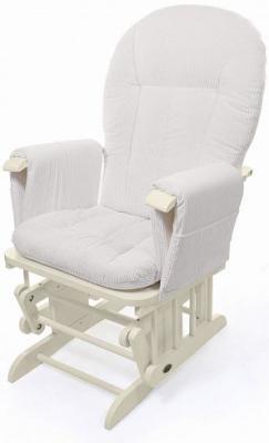 Купить Кресло-качалка для кормления Nuovita Barcelona (avorio/слоновая кость), Кресла-качалки для мамы