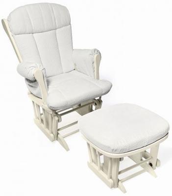 Купить Кресло-качалка для кормления Nuovita Bertini (avorio/слоновая кость), Кресла-качалки для мамы