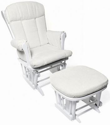 Купить Кресло-качалка для кормления Nuovita Bertini (bianco/белый), Кресла-качалки для мамы