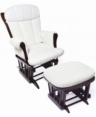 Купить Кресло-качалка для кормления Nuovita Bertini (noce scuro/темный орех), Кресла-качалки для мамы