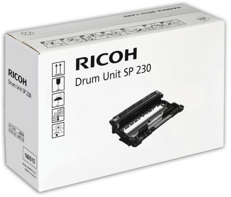 Фото - Фотобарабан Ricoh SP 230 для SP 230DNw/SP 230SFNw. Чёрный. 12 000 страниц. комплект фотобарабанов ricoh sp c840 408035