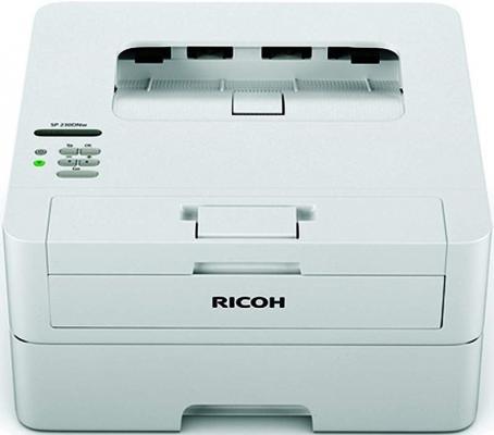 Принтер Ricoh SP 230DNw <картридж 700стр.> (Лазерный, 30 стр/мин, duplexi, 128мб, LAN, WiFi, USB, А4) тонер картридж ricoh sp 230h черный black 3000 стр для ricoh sp 230dnw 230sfnw