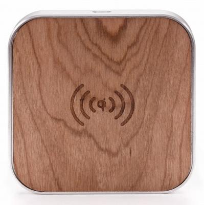 Фото - Беспроводное зарядное устройство Gmini GM-WCT-D04N microUSB коричневый зарядное