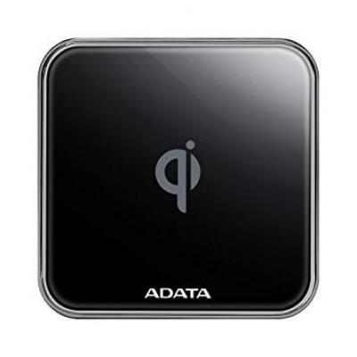 Фото - Беспроводное зарядное устройство A-DATA CW0100 Wireless Charging Pad 10W, Black беспроводное зарядное устройство momax q pad dual wireless charger ud10 белый
