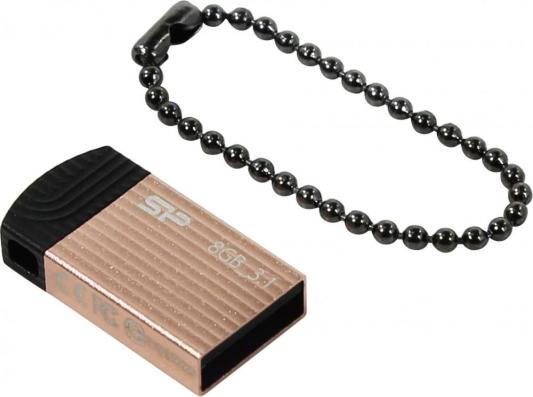 Фото - Флеш накопитель 8Gb Silicon Power Jewel J20, USB 3.1, Розовый usb флеш накопитель perfeo 4gb c04 красный