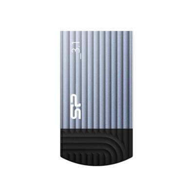 Фото - Флеш накопитель 8Gb Silicon Power Jewel J20, USB 3.1, Синий накопитель usb 3 0 8gb silicon power jewel j08 sp008gbuf3j08v1k черный
