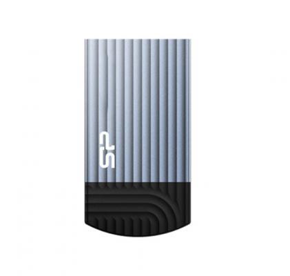 Флеш накопитель 64Gb Silicon Power Jewel J20, USB 3.1, Синий