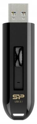Фото - Флеш накопитель 64Gb Silicon Power Blaze B21, USB 3.1, Черный флеш накопитель 8gb silicon power blaze b05 usb 3 0 розовый