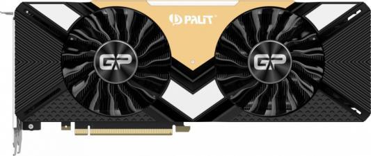Видеокарта Palit nVidia GeForce RTX 2080 Ti GamingPro PCI-E 11264Mb GDDR6 352 Bit Retail NE6208TT20LC-150A видеокарта palit geforce rtx 2080 ti 11264mb gamingpro 11g ne6208ts20lc 150a 1xhdmi 3xdp 1xusb c and virtual link ret