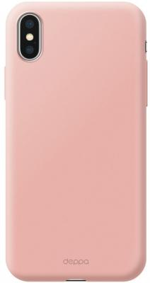 Чехол Deppa Чехол Air Case для Apple iPhone Xs Max, розовое золото, Deppa  - купить со скидкой