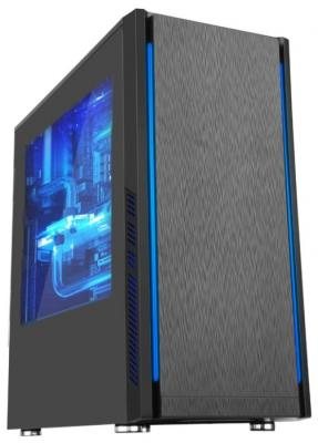 Корпус ATX 3Cott MONSTER III Без БП чёрный корпус atx 3cott 1810 без бп чёрный
