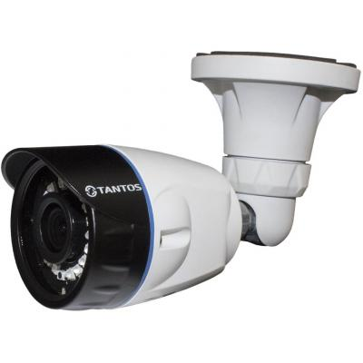 """Камера TANTOS TSc-Pecof24 (3.6) Цилиндрическая универсальная видеокамера 4 в1 (AHD, TVI, CVI, CVBS) 1080p с функцией «День/Ночь», 1/2.7"""" Progressive C аккумулятор tantos ts 5a opn"""