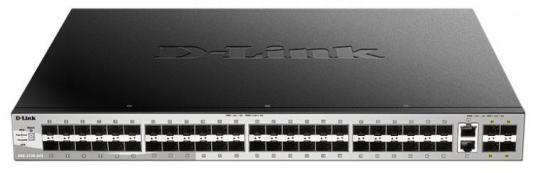 Коммутатор D-Link DGS-3130-54S/A1A Управляемый стекируемый коммутатор 3 уровня с 48 портами 1000Base-X SFP, 2 портами 10GBase-T и 4 портами 10GBase-X new ac compressor 88310b1070 88320 97401 88310 b1070 88320 b1020 for toyota passo daihatsu terios boon sirion