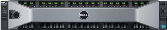Сервер Dell PowerEdge R730xd 1xE5-2630v4, 1x8GB, 7x6TB SAS 7.2k/2x300GB SAS 15k 2.5 FB (12x3.5+2x2.5), H730, 4x1GbE,iD8 Ent 16Gb,1x750W,Rails,3Y PSNBD