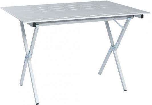 Стол походный Camping World Long Table (чехол, размер 110х72х80, вес 7,4кг, столешница алюминиевые рейки) цена в Москве и Питере