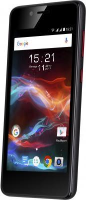 купить Смартфон Fly FS458 Stratus 7 8 Гб черный дешево