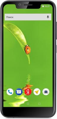Смартфон Fly View 8 Гб черный