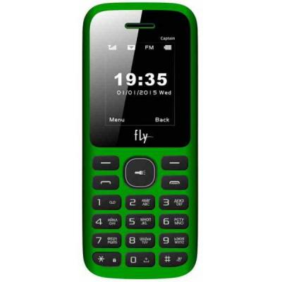 Мобильный телефон Fly FF188 зеленый мобильный телефон fly ff281 черный