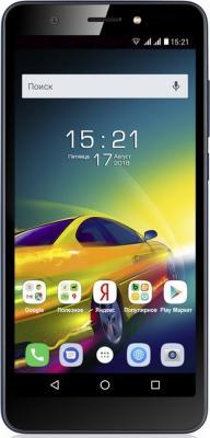 Смартфон Fly Power Plus 3 8 Гб синий