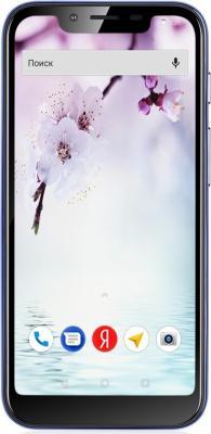 Смартфон Fly View Max 16 Гб синий