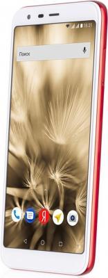 Смартфон Fly Photo Pro 16 Гб красный