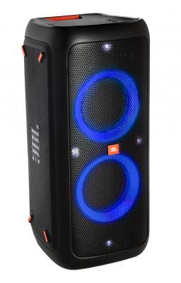 Динамик JBL Портативная акустическая система с функцией Bluetooth и световыми эффектами JBL Party Box 200 черная акустическая система jbl partybox 200