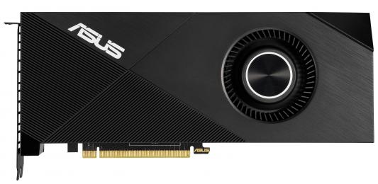 Видеокарта ASUS nVidia GeForce RTX 2060 TURBO PCI-E 6144Mb GDDR6 192 Bit Retail (TURBO-RTX2060-6G)