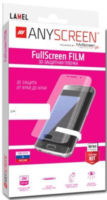 Пленка защитная Lamel 3D FullScreen FILM для Nokia 5, ANYSCREEN пленка защитная lamel гибридное стекло diamond hybridglass ea kit oneplus 5