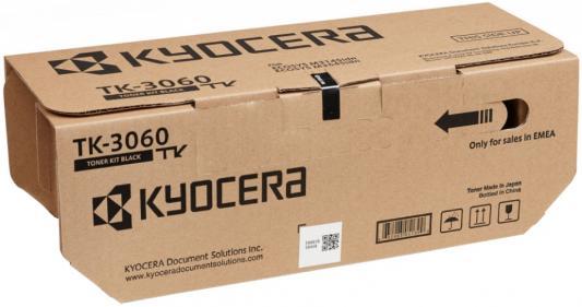 Картридж KYOCERA Тонер-картридж TK-3060 12 500 стр. для M3145idn/M3645idn тонер картридж kyocera mita tk 895c голубой