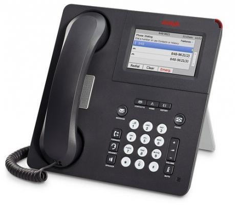 Телефон IP Avaya IP PHONE 9621G ICON ONLY