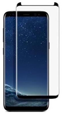 Защитное стекло BoraSCO 3D Full Glue (whole screen) для Samsung Galaxy S9 Черная рамка цена и фото