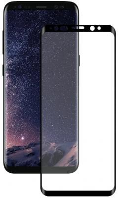 Защитное стекло Deppa 3D для Samsung Galaxy S9+, 0.3 мм, черное (62421) цена и фото